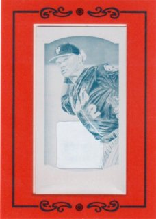 2016 Topps Gypsy Queen Mini Framed Printing Plates Cyan Dilson Herrera【1枚限定】 ミント千葉店 水月様