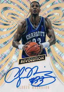 2015-16 PANINI REVOLUTION Autograps Alonzo Mourning / MINT新宿店622 トリヴァー様