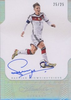 2016 FLAWLESS Germany Pitch Perfect Signatures Bastian Schweinsteiger【25枚限定】MINT仙台店 ちゃっかり様