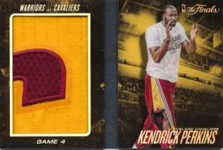 2015-16 PANINI PREFERRED Final Patch Kendrick Perkins 【23枚限定】Rookie Star RS64様