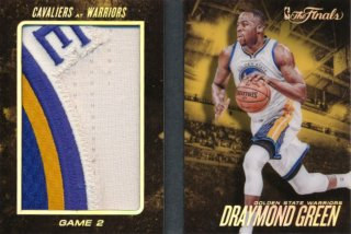 2015-16 PANINI PREFERRED Final Patch Draymond Green 【25枚限定】Rookie Star RS16様