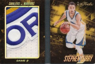 2015-16 PANINI PREFERRED Final Patch Stephen Curry 【25枚限定】Rookie Star RS81様