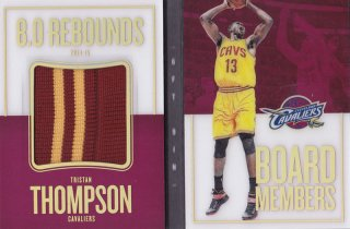 2015-16 Panini Preferred Board Members Patch Booklet card 5枚限定 ポニーランド MM様