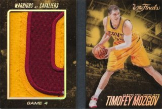 2015-16 PANINI PREFERRED Final Patch Timofey Mozgov 【25枚限定】Rookie Star RS60様