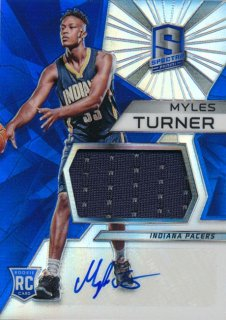 2015-16 PANINI SPECTRA RC Jersey Auto Evan Turner Rookie Star RS83様