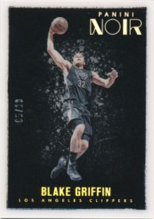 2015-16 PANINI NOIR Gold Parallel Blake Griffin 【10枚限定】Rookie Star RS84様