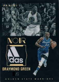 2015-16 PANINI NOIR Acetate Materials Prime Tag Draymond Green 【5枚限定】 / 新宿店 RUSSELL01様