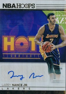 2016-17 PANINI HOOPS Hot Signatures Larry Nance Jr. / MINT新宿店 トミタ様