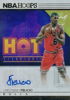 2016-17 PANINI HOOPS Hot Signatures Cristiano Felicio / MINT新宿店 ミナミ様