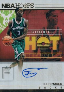 2016-17 PANINI HOOPS Hot Signatures Rookies Thon Maker / MINT新宿店 ミナミ様