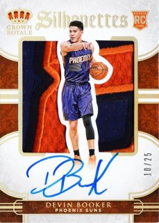 2015-16 Panini Preferred Silhouettes Autographs Prime Devin Booker【25枚限定】ミント札幌店 ハシモト様