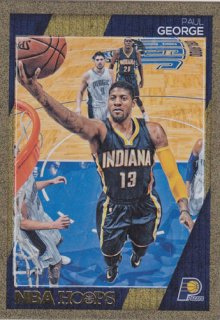 2016-17 Panini Hoops Paul George Gold 10枚限定 ポニーランド K様