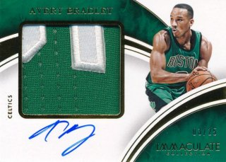 2015-16 PANINI IMMACULATE COLLECTION Patch Auto Avery Bradley 25枚限定 Rookie Star RS85様
