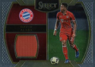 2016-17 PANINI Select Memorabilia David Alaba / MINT池袋店 クリンスマン様