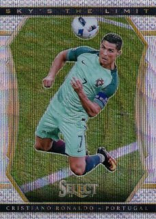2016-17 PANINI Select Sky's the Limit Cristiano Ronaldo / MINT池袋店 タートルズ様