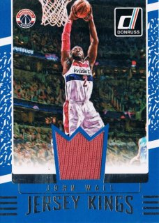 2016-17 PANINI DONRUSS Jersey Kings John Wall / MINT新宿店 あやのごう様