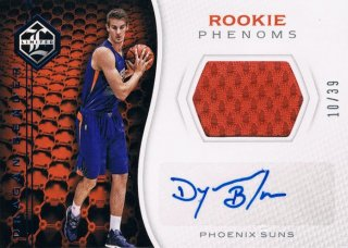 2016-17 PANINI LIMITED Rookie Phenoms Jersey Auto Dragan Bende 【39枚限定】 / MINT新宿店 ソニック様