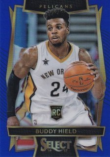 2016-17 PANINI SELECT BASKETBALL 【299枚限定】BLUE PRIZM BUDDY HIELD/HOTBOX/PG13様