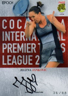 2016 EPOCH IPTL Authentic Signatures Jelena Jankovic 【88枚限定】/ MINT池袋店 NY様