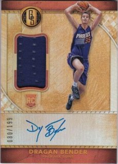 16/17 PANINI GOLD STANDARD ROOKIE JERSEY AUTOGRAPHS Dragan Bender【199枚限定】/MATCHUP FF 様