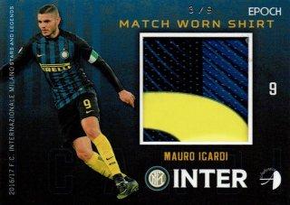 2016/17 EPOCH/AUTHENTICA INTER Match Worn Shirts Mauro Icardi【9枚限定】/ MINT新宿店 イチカワ様