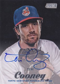 2017 Topps Stadium Club Tim Cooney Auto ポニーランド AB様