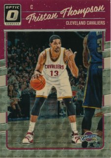 2016-17 PANINI DONRUSS OPTIC Gold Vinyl Tristan Thompson 【1枚限定】Rookie Star RS54様