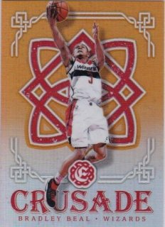 16/17 PANINI EXCALIBUR CRUSADE ORANGE Bradley Beal【25枚限定】/MATCHUP FF 様