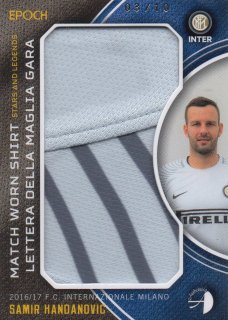 2016/17 EPOCH/AUTHENTICA INTER Match Worn Shirts Samir Handanovic【10枚限定】/ MINT池袋店 テラワキ様