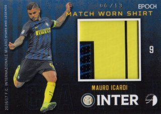 2016/17 EPOCH/AUTHENTICA INTER Shirts Mauro Icardi 【13枚限定】 / MINT池袋店 ダッドリー・ボーイズ様