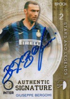 2016/17 EPOCH/AUTHENTICA INTER Authentic Signatures Giuseppe Bergomi【12枚限定】/ MINT池袋店 ラーム様