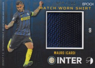2016/17 EPOCH/AUTHENTICA INTER Shirts Mauro Icardi 【100枚限定】 / MINT池袋店 スギ太郎様