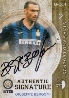 2016/17 EPOCH/AUTHENTICA INTER Authentic Signatures Giuseppe Bergomi【12枚限定】/ MINT池袋店 スギ太郎様