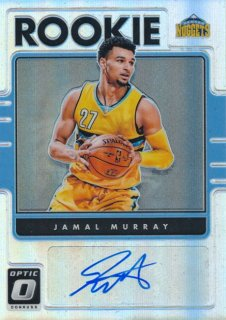 2016-17 PANINI DONRUSS OPTIC RC Auto Jamal Murray Rookie Star RS39様