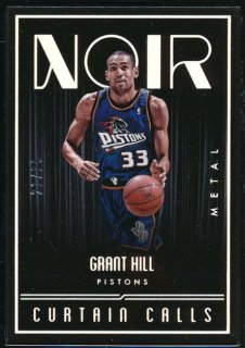 2016-17 PANINI NOIR Metal Grant Hill 【25枚限定】 Rookie Star RS61様