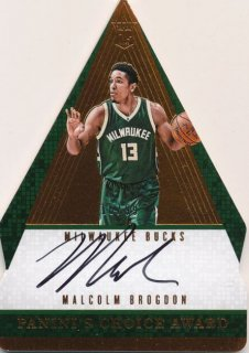 2016-17 PANINI PREFERRED Auto Malcolm Brogdon 【99枚限定】Rookie Star RS61様
