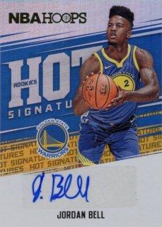 17-18 Panini NBA Hoops Rookie Hot Signature Jordan Bell MINT梅田店 ショージ様