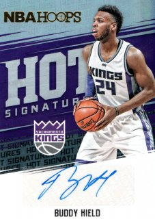 2017-18 PANINI HOOPS HOBBY Hot Signatures BUDDY HIELD AUTO / MINT吉祥寺店 みっちー様