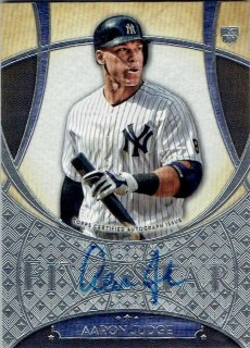 2017 TOPPS FIVE STAR Autograph Card Aaron Judge / MINT立川店 なんでや?様