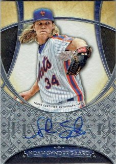 2017 TOPPS FIVE STAR Autograph card Noah Syndergaard / MINT立川店 雄一郎、千葉行ったってよ様