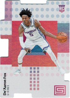 17-18 STATUS Pursuit De'Aaron Fox えびすスポーツカード MC様