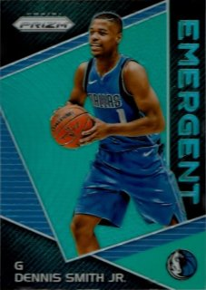 2017-2018 PANINI PRIZM Green Emergent Dennis Smith Jr. / MINT新宿店 FOXうどん様