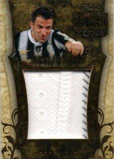 EP DEL PIERO ZONE Maglia Gara Juventus 2011-12 Home 【10枚限定】 / MINT池袋店 エドピエロ様