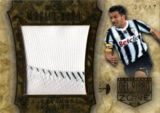 EP DEL PIERO ZONE Maglia Gara Juventus 2011-12 Home 【01/17 1st NO.】 / MINT池袋店 エドピエロ様