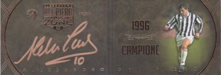 Del Piero Zone Signature card/ポニーランド MM様