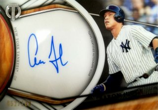 2018 Topps Tribute Tribute Autographs Aaron Judge【100枚限定】ミント札幌店 カビー様