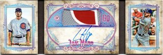 2018 TOPPS GYPSY QUEEN Autograph Patch Book Ian Happ 【20枚限定】 /MINT三宮店 ゆう様