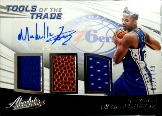 2017-18 Panini Absolute Tools of the Trade Three Swatch Sign Markelle Fultz【149枚限定】ミント札幌店 B・B様