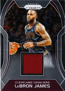 2017-18 Panini Prizm Sensational Swatches LeBron James ミント札幌店 モリス様