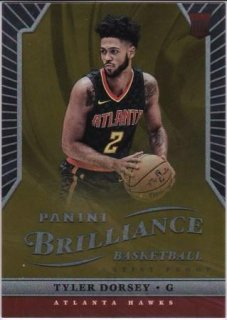 17/18 PANINI CHRONICLES BRILLIANCE ARTIST PROOFS Tyler Dorsey【10枚限定】/MATCHUP 飛馬 様